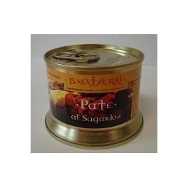 Paté al Sagardoz