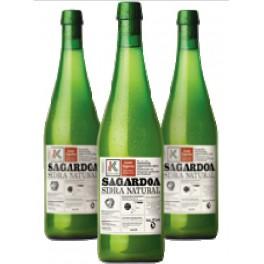 Sidra Eusko Label