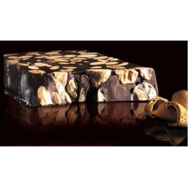 Turron de Chocolate con Almendras Gorrotxategi