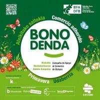 BONO DENDA PRIMAVERA 2014